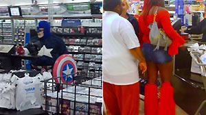 People of Walmart Web Site Pokes Fun at Shoppers - ABC News