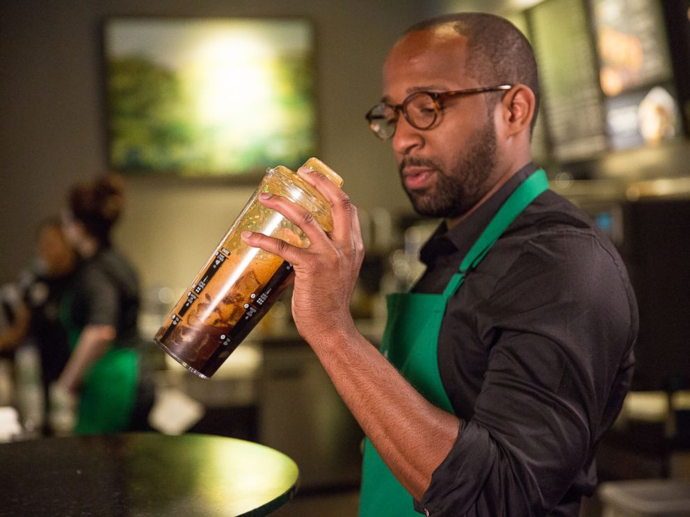 Starbucks Relaxes Dress Code Allowing Baristas To Show