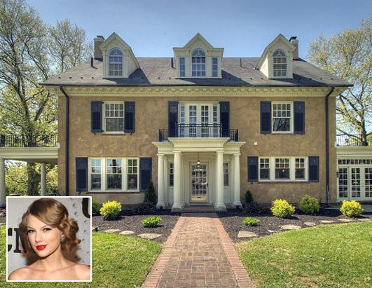 PHOTOS: Taylor Swift's six-bedroom hold sold