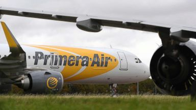 Low-cost Primera Air abruptly shuts down, stranding crews and passengers