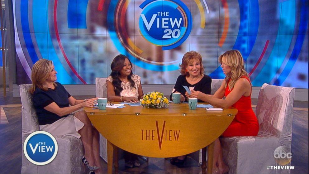 Original 'View' Co-Hosts Discuss Their Flashback Surprise ...