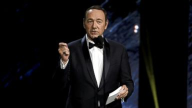 Kevin Spacey will not receive international Emmy amid allegation of sexual misconduct