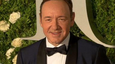 Kevin Spacey accused of groping son of former TV news anchor