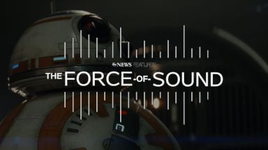The Force of Sound: Creating sounds in a galaxy far, far away