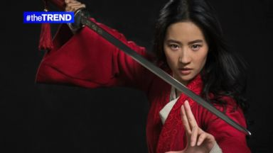 Disney releases first look at live-action 'Mulan'