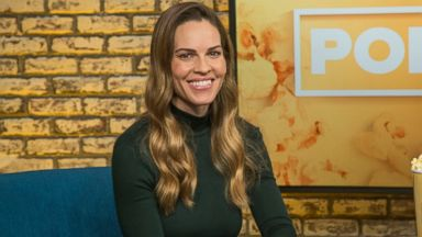Hilary Swank on 'What They Had' and returning to acting after caring for her dad