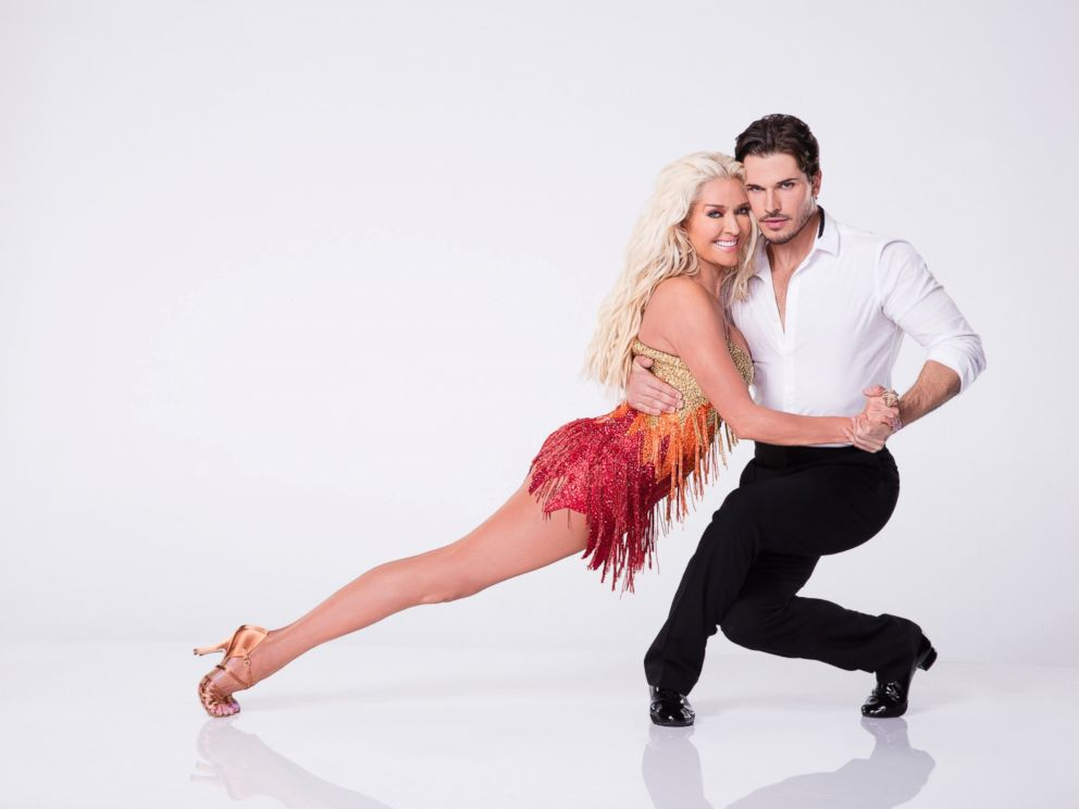 PHOTO: Erika Jayne will compete with pro Gleb Savchenko on the new season of Dancing With the Stars.