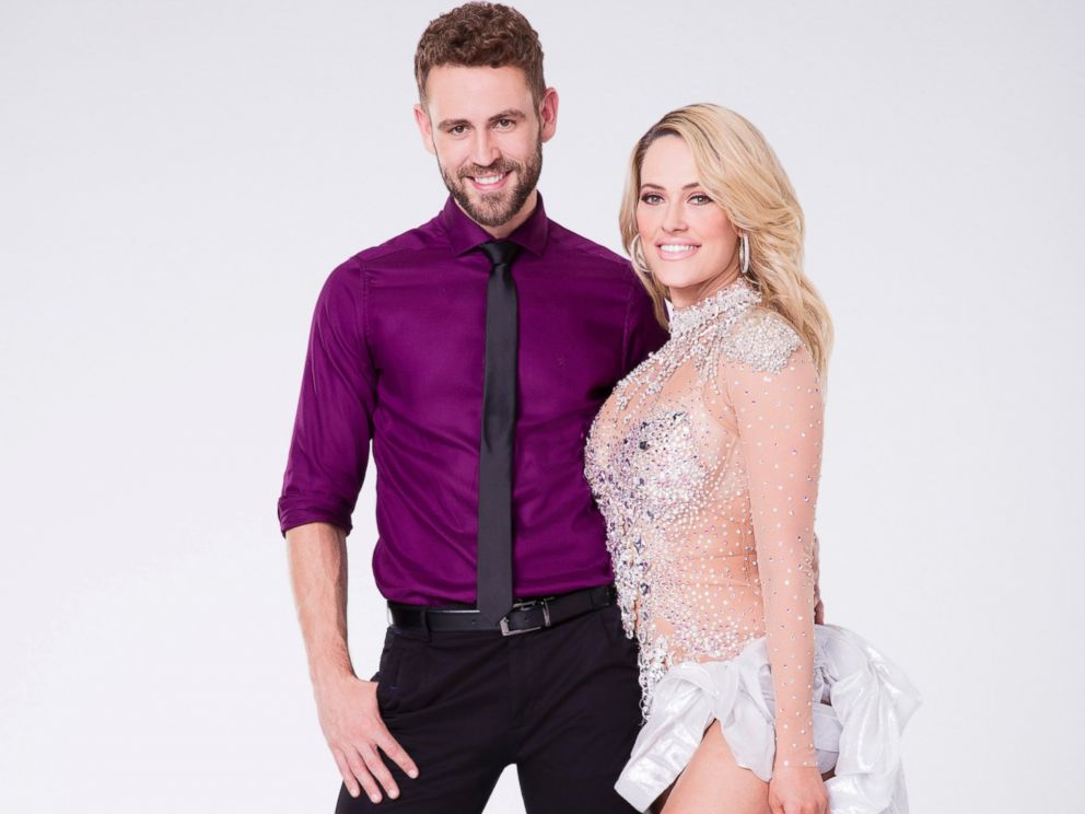 PHOTO: Nick Viall will compete with pro Peta Murgatroyd on the new season of Dancing With the Stars.