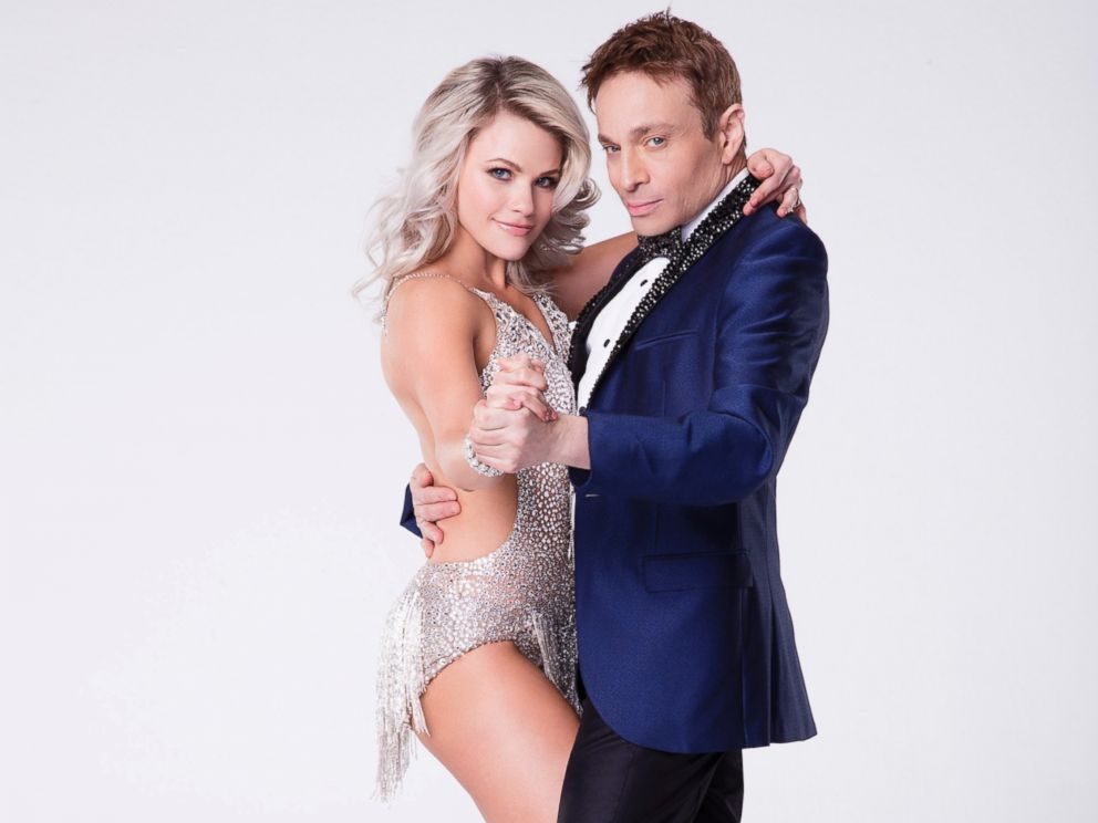 PHOTO: Chris Kattan, right, will compete with pro Witney Carson on the new season of Dancing With the Stars.