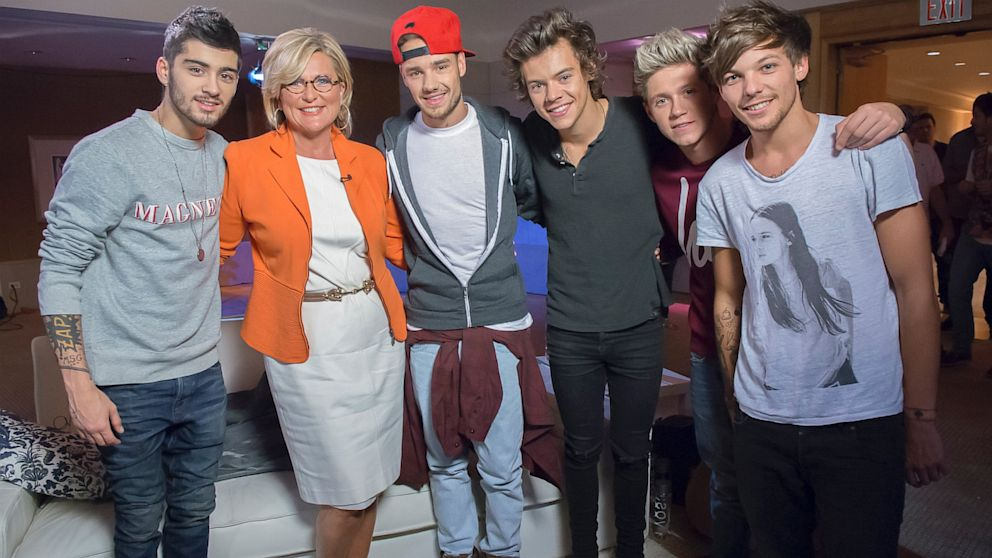One Direction Reveals Upcoming Album Details, Talks ...