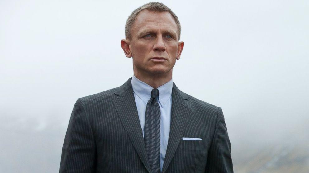 James Bond Film 'Spect...
