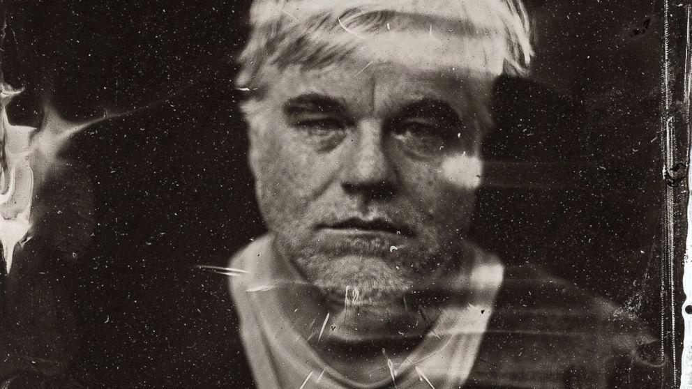 Heroin Addiction Celebrity PHOTO Philip Seymour Hoffman