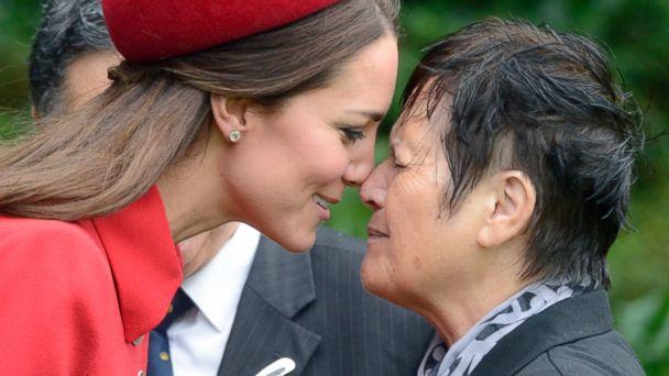 Maori Greeting Hongi: 7 Ways To Say Hello Around The World