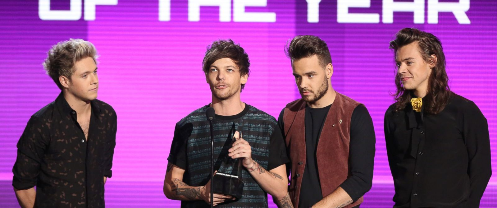 Image result for 2016 AMERican music award winners