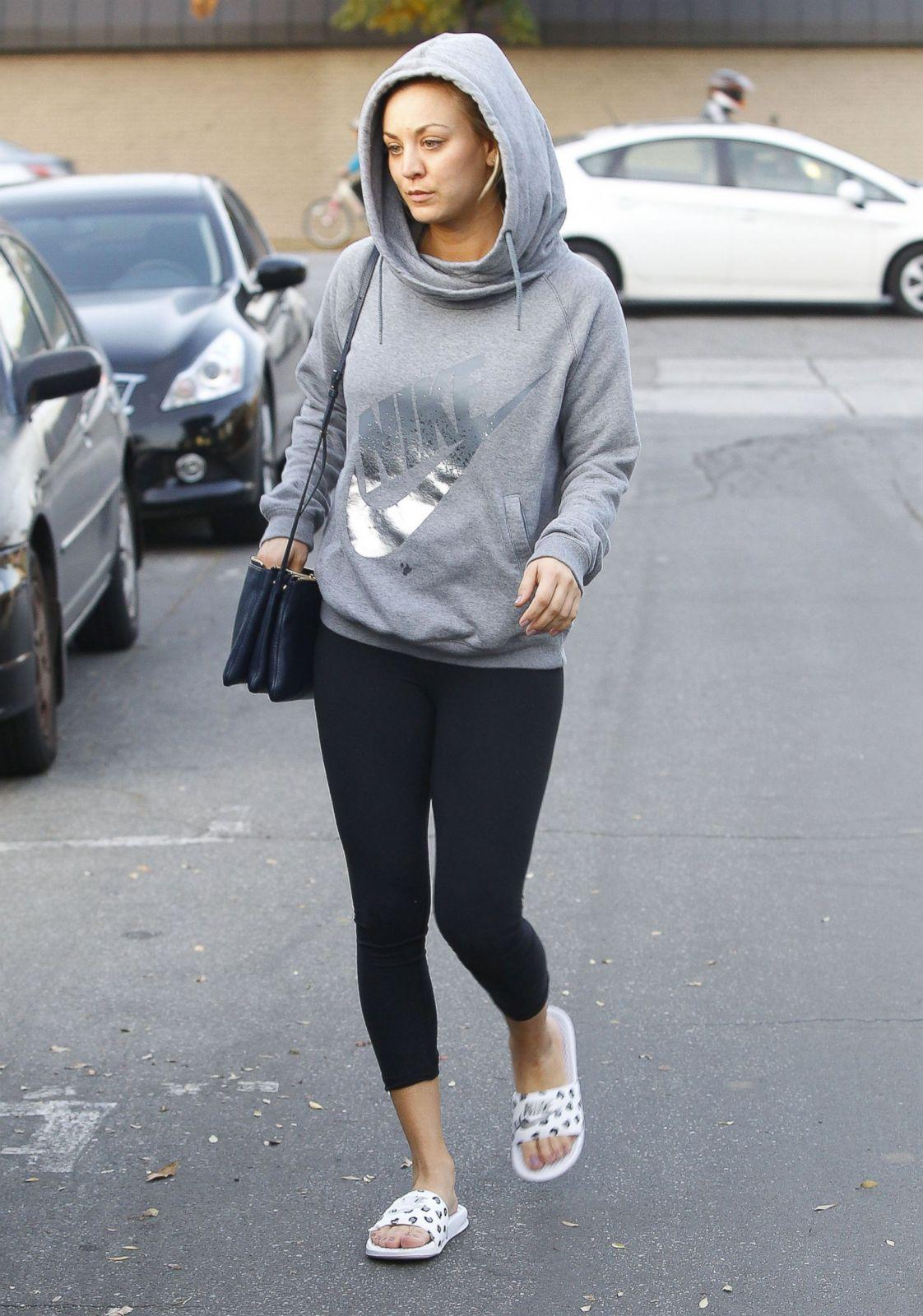 Hoodies and leggings