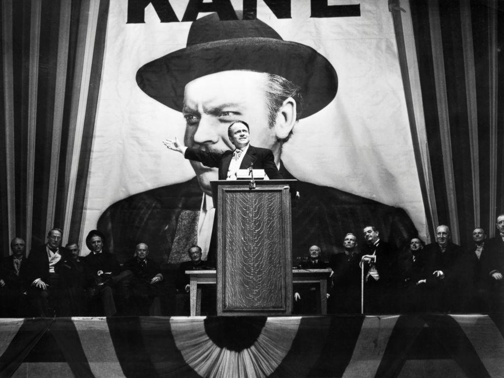 The American Rhetoric: Movie Speech ''Citizen Kane'' 1941?