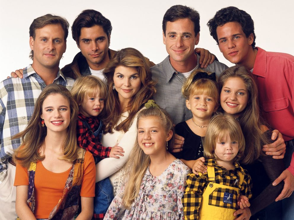 PHOTO: Full House aired from 1987 to 1995 on ABC.
