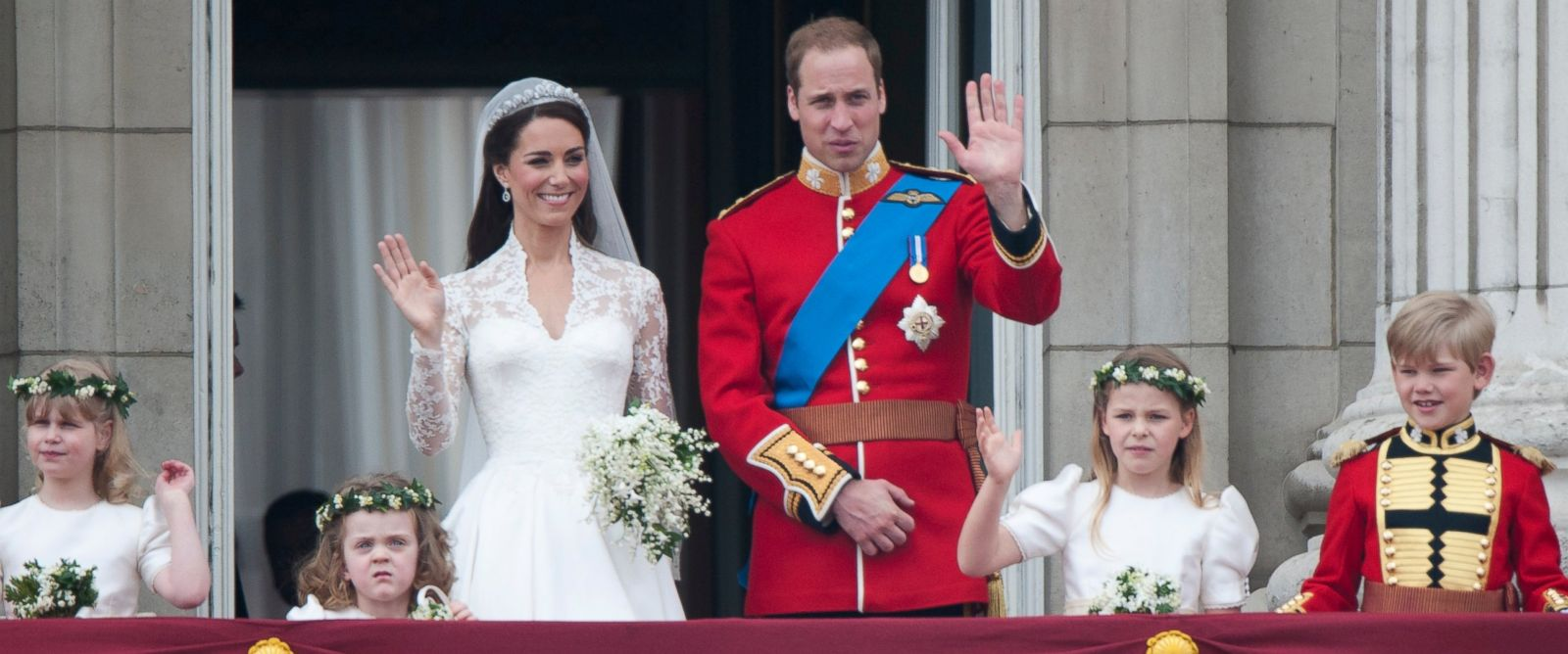 Prince William And Kate's 5th Wedding Anniversary: 5
