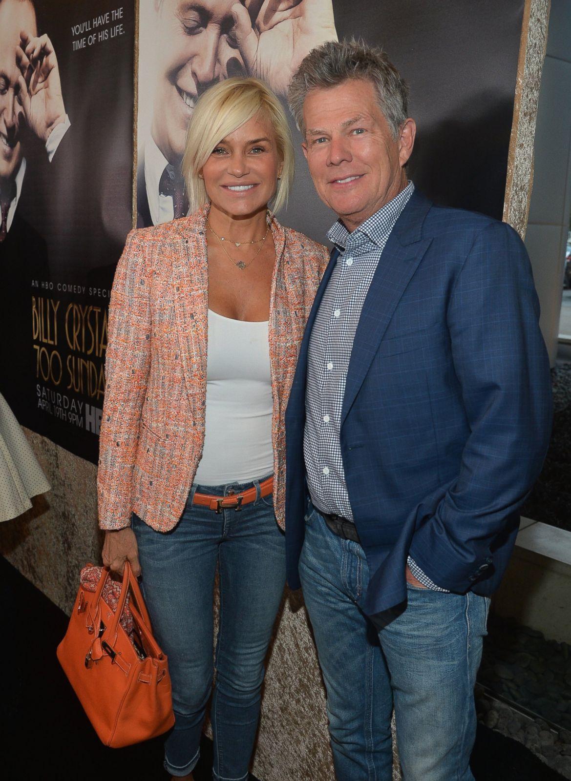 Yolanda and David Foster Picture | Star Spotting: April's ...