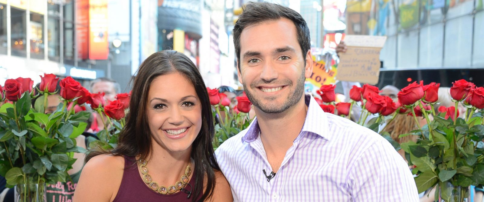 'Bachelorette' Desiree Hartsock and Husband Welcome First ...