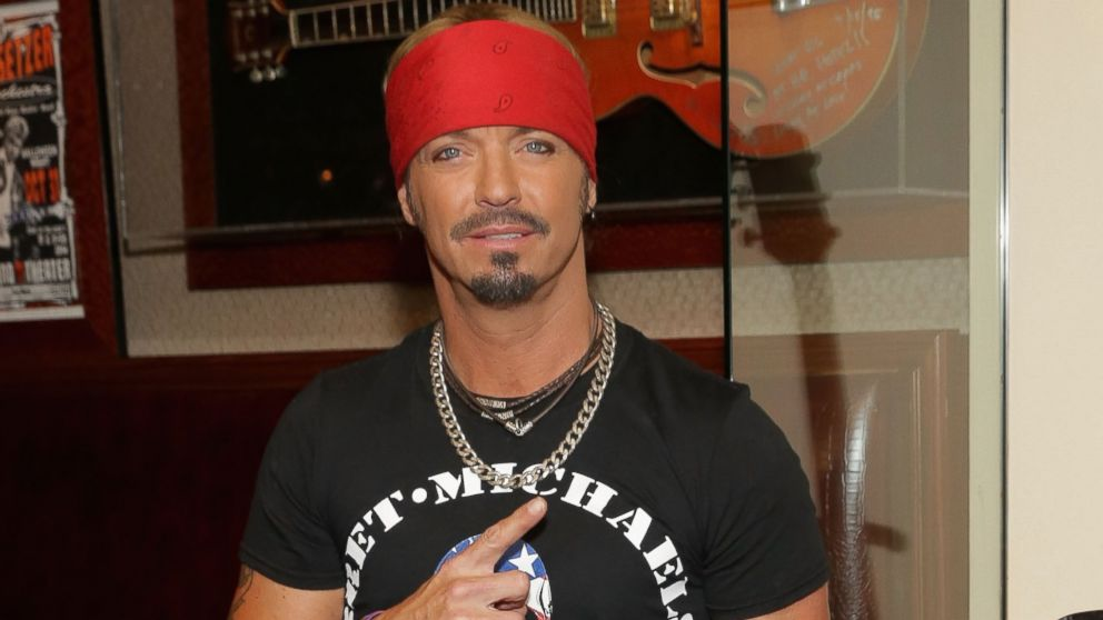 Bret Michaels Talks Tax Day Fun and Learning From Near ...