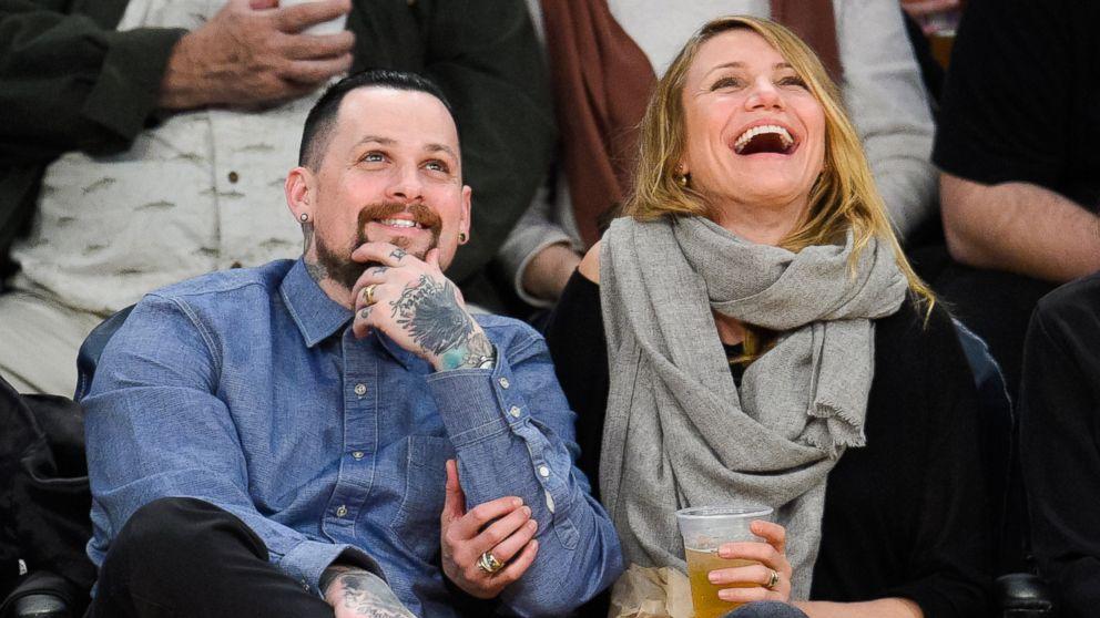 Cameron Diaz's Husband Benji Madden Gets Her Name Tattooed ...