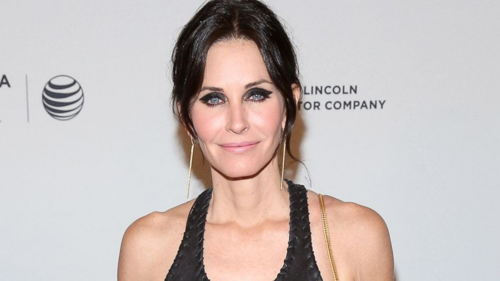 Courtney Cox Lasik Eye