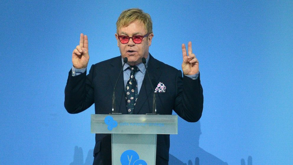 Elton John Corporation: Happy 1st Birthday Zachary Jackson ...