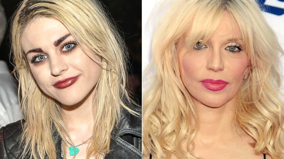 courtney love and frances bean relationship