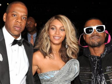 Jay Z, Beyonce, Alicia Keys