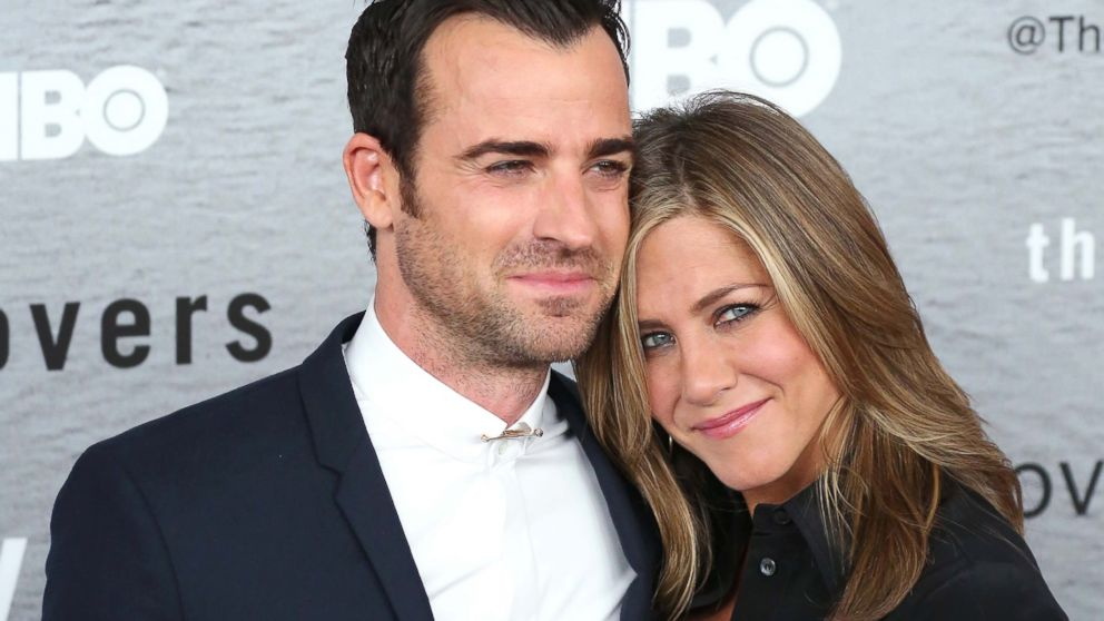 Jennifer Aniston And Justin Theroux Are Married, According