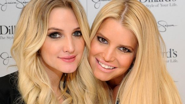 88bf6421ff271 Jessica and Ashlee Simpson's Ruby and Diamond Rings: Which Do You ...
