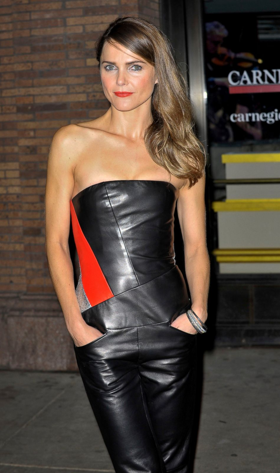 Are not keri russell leather apologise