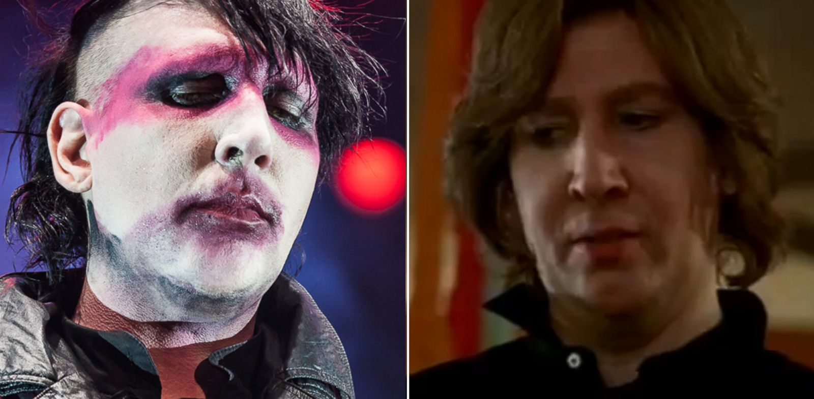 You Ll Never Believe What Marilyn Manson Looks Like