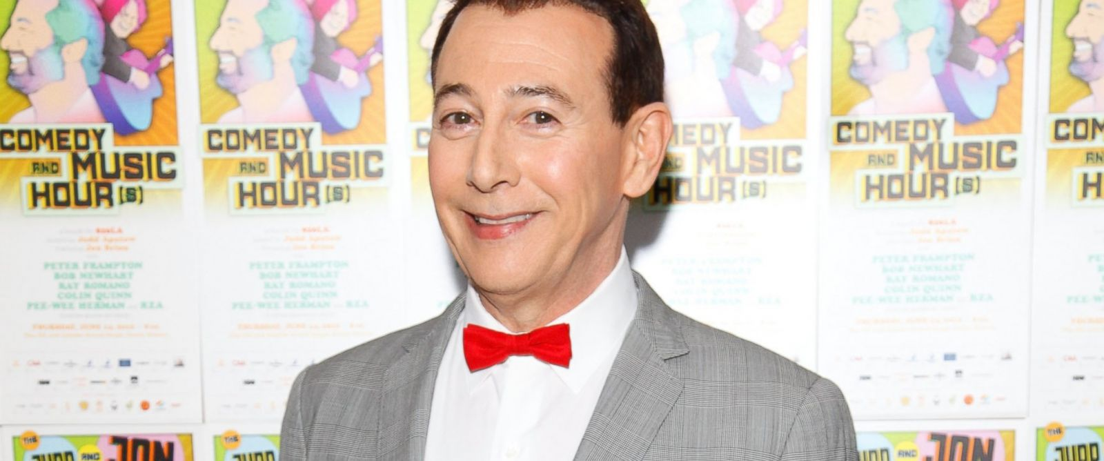Pee-Wee Herman Is Returning to the Big Screen - ABC News