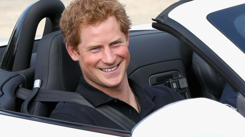 30 things we love about prince harry on his 30th birthday