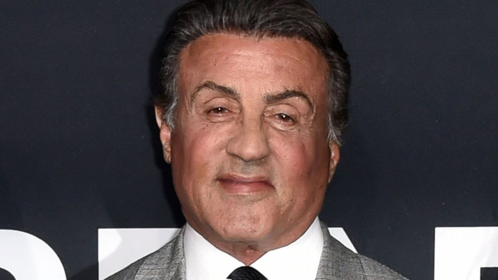 Sylvester Stallone on ...