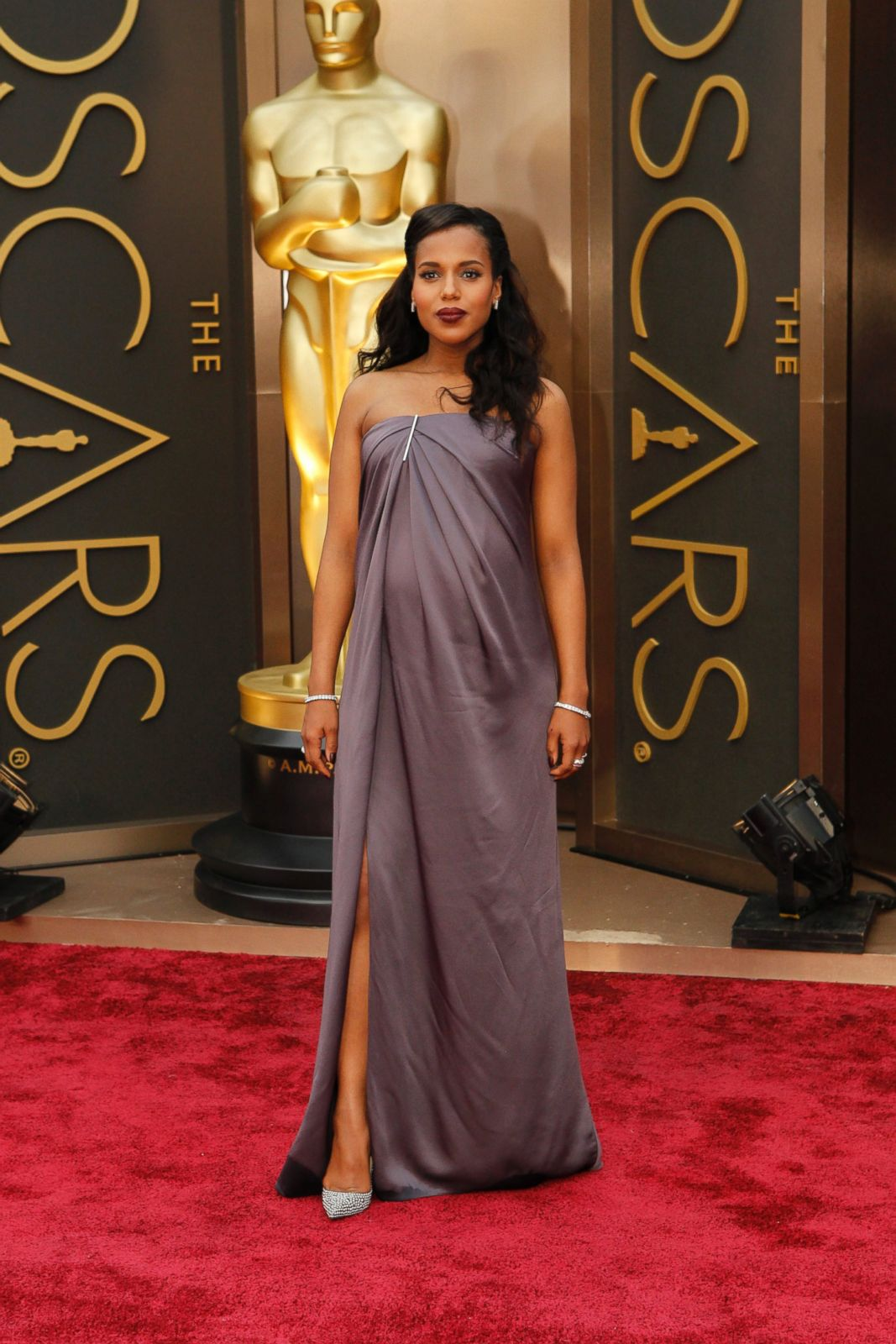 Kerry Washington in Mui Mui Picture | Best Oscar dresses ...