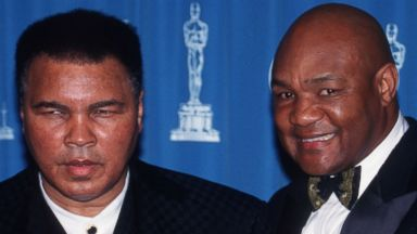 George Foreman Reveals How He and Muhammad Ali Became Friends