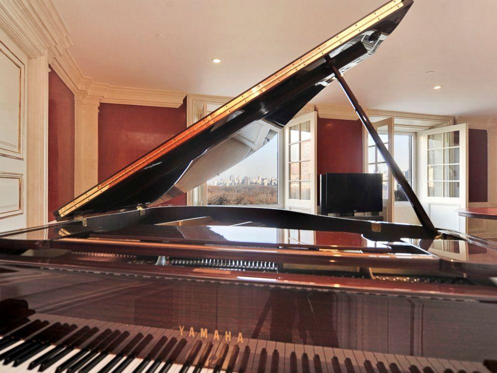 David Bowie's Piano