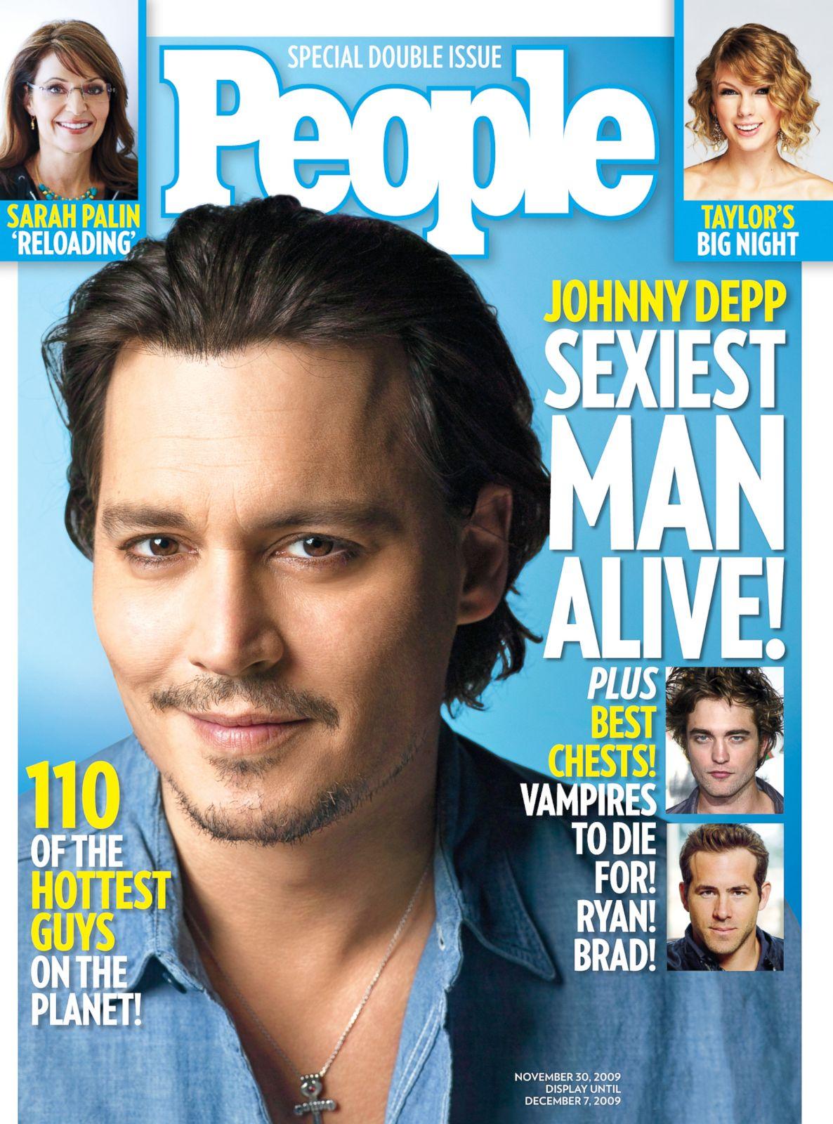 Top 10 sexiest man alive 2012