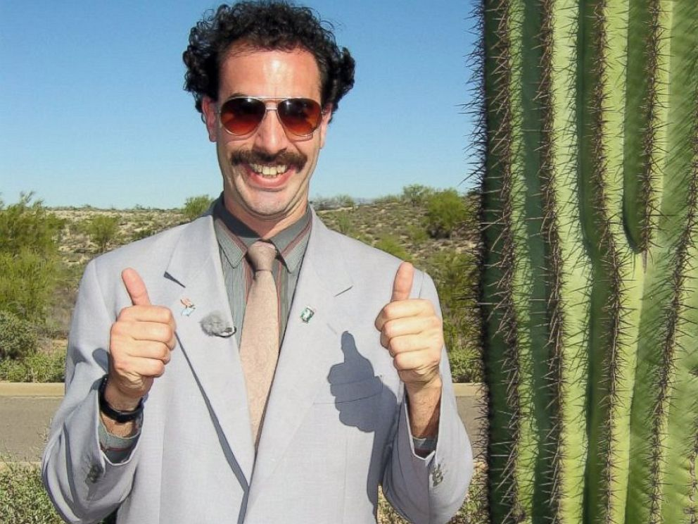 'Borat' Turns 10: Real Stories Behind the Making of the ...