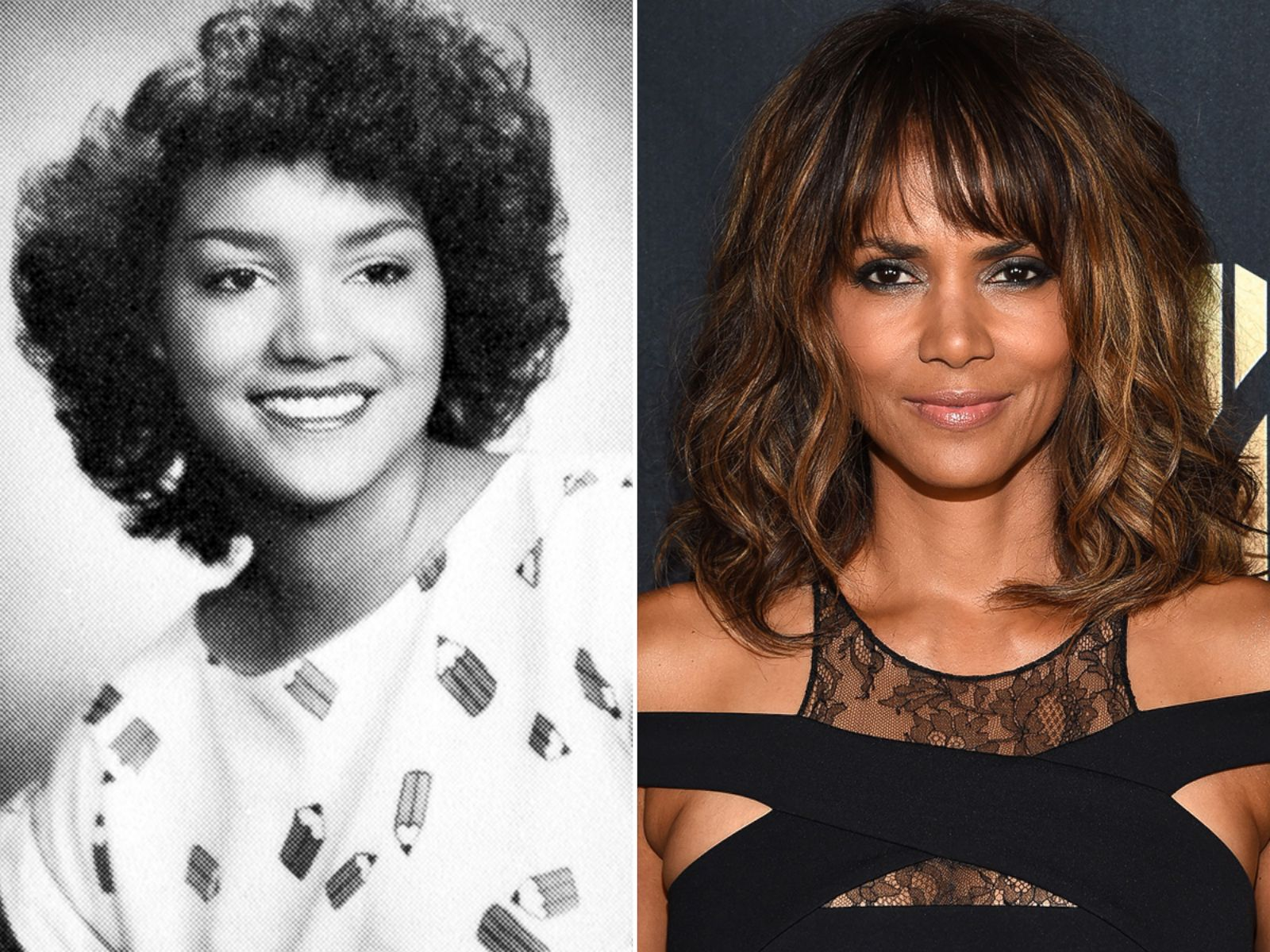 Halle Berry Picture | Before they were famous - ABC News | 1600 x 1200 jpeg 328kB