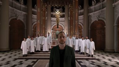 First-of-its-kind musical VR experience re-imagines 'Hallelujah' in brand new light