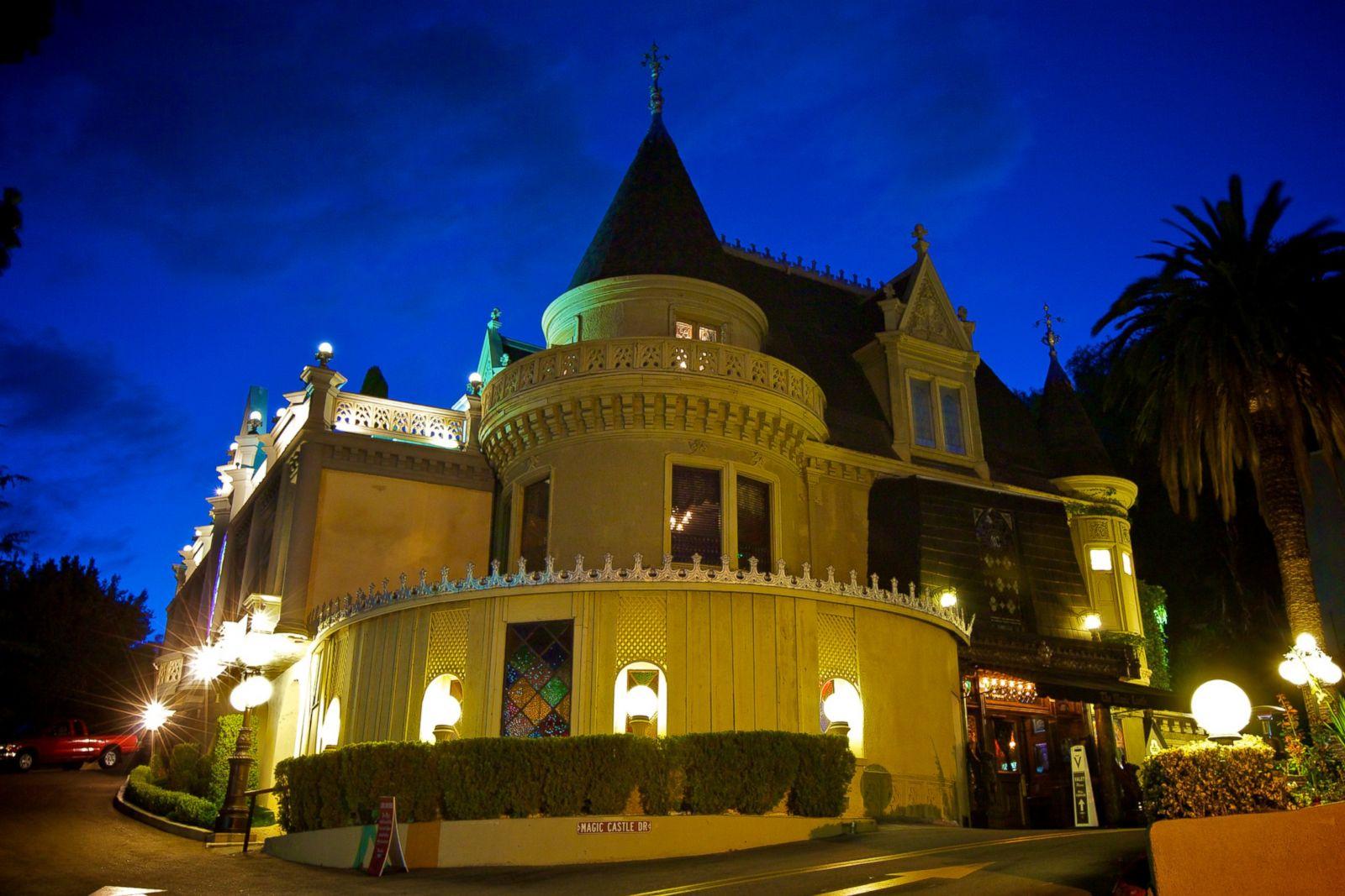 Inside L A S Exclusive Magic Castle Photos Image 2