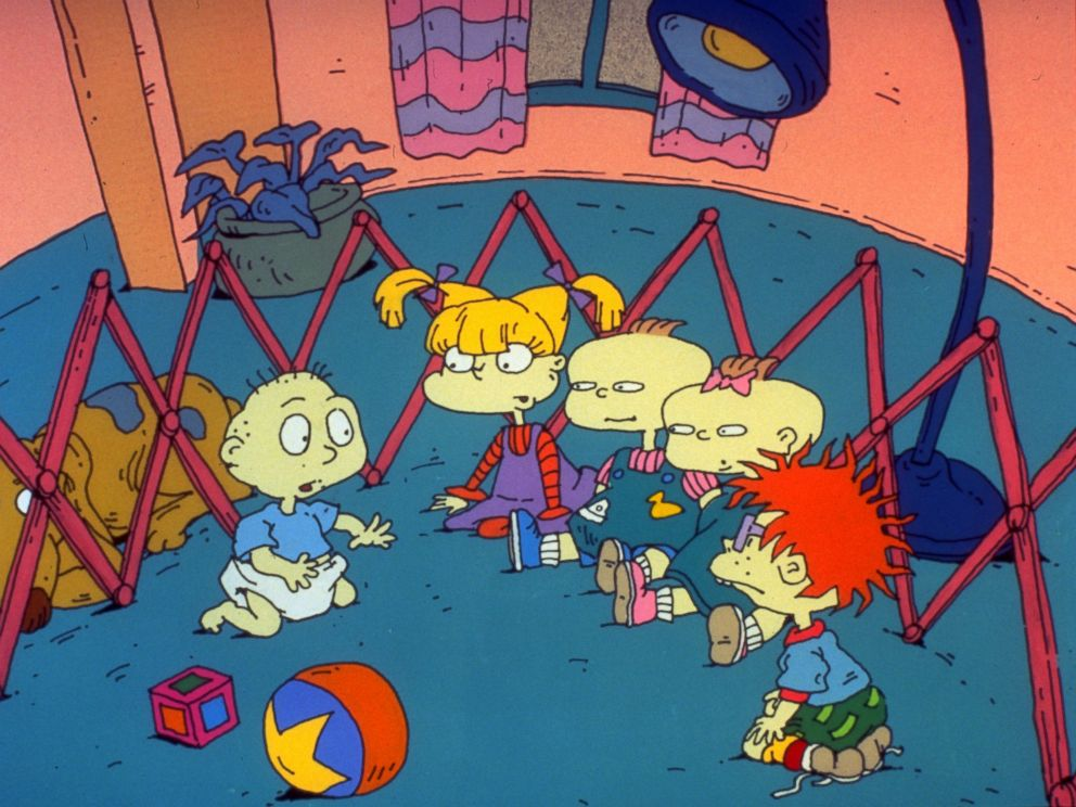 Rugrats Turns 25 Creators Klasky And Csupo Share Story