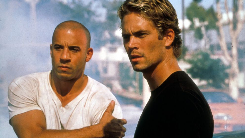 a look back at paul walker 39 s most memorable movie roles abc news. Black Bedroom Furniture Sets. Home Design Ideas