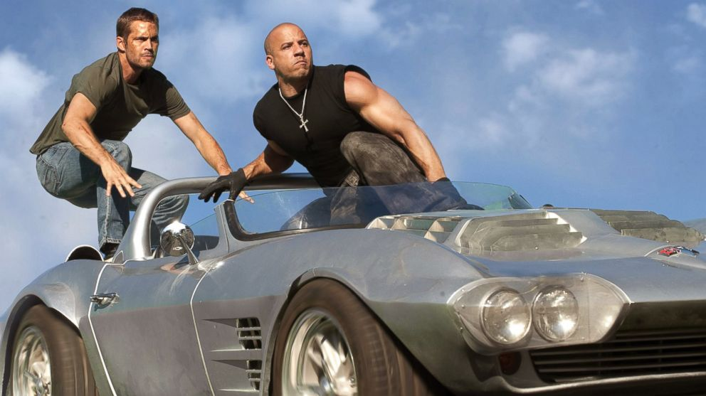 Rip Paul Walker Top Best Fast And The Furious Film: 'Furious 7': Check Out The First Official Trailer