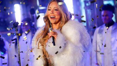 Mariah Carey shakes off boycott calls for her Saudi concert
