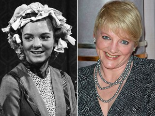 0969de879c23 Little House on the Prairie  Alison Arngrim and Cast Then and Now ...